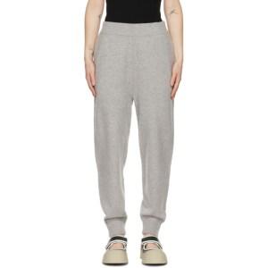 extreme cashmere Grey Cashmere N°56 Yogi Lounge Pants