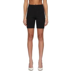 Gauge81 Black Albany Shorts