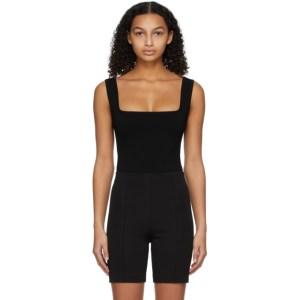 Gauge81 Black Samos Bodysuit