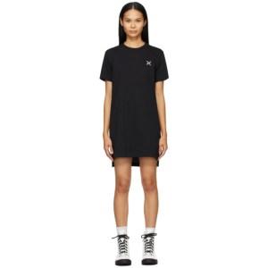 Kenzo Black Sport T-Shirt Dress