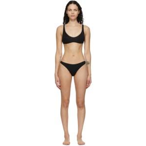 Oseree Black Lumiere Sporty Bikini