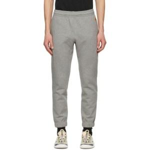 Kenzo Grey Tiger Crest Lounge Pants