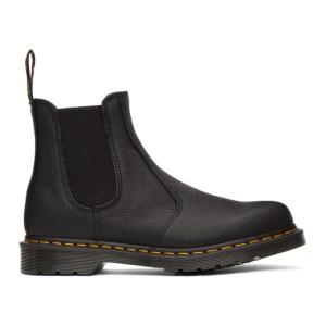 Dr. Martens Black 2976 Ambassador Boots