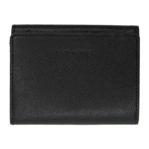 Master-Piece Co Black S.W Trifold Wallet