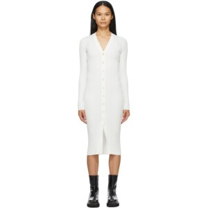 Dion Lee White Float Dress