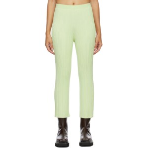Dion Lee Green Float Lounge Pants