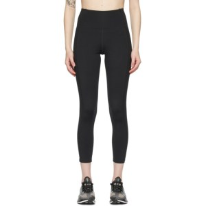 Girlfriend Collective Black High-Rise Pocket Leggings