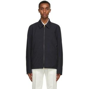 Dunhill Navy Harrington Jacket