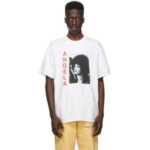 Awake NY White Angela Davis T-Shirt