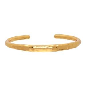 Dear Letterman Gold Rizk Bangle Bracelet