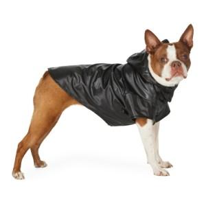 RAINS Black Rain Jacket