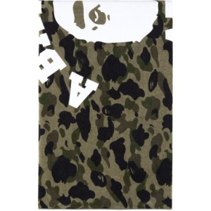 BAPE Green 1st Camo Beach Towel