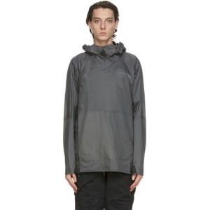 Klattermusen Grey Fjorgyn Jacket