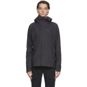 Klattermusen Black Allgron 2.0 Jacket