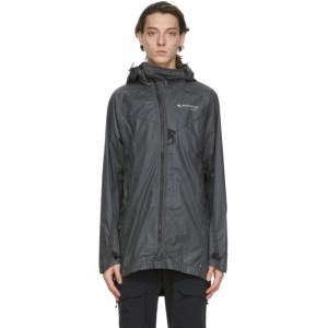 Klattermusen Black Ansur Jacket