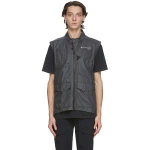 Klattermusen Black Ansur Vest