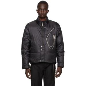 mastermind JAPAN Black C2H4 Edition Down Jacket