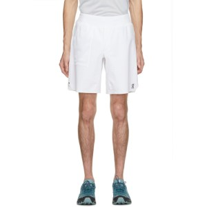 On White Clubhouse Lightweight Shorts