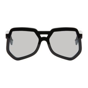 Grey Ant Black Clip Sunglasses