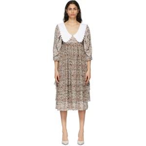 Kika Vargas Multicolor Maria Dress