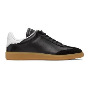Isabel Marant Black Bryce Sneakers