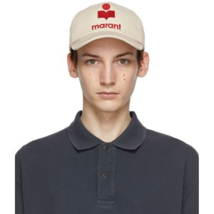 Isabel Marant Off-White Tyron Cap