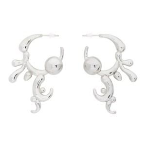 Hannah Jewett Silver Invite Only Earrings