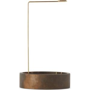 Bloc Studios Brown Carl Kleiner Edition Posture N.3 Vase