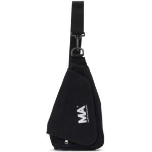 M.A. Martin Asbjorn Black Logo Multi Bag Pouch