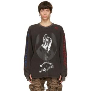 99% IS Black Line Long Sleeve T-Shirt
