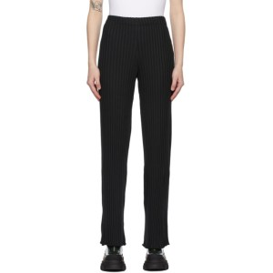 Simon Miller Black Marek Lounge Pants