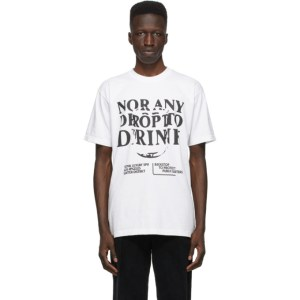 Total Luxury Spa White Nor Any Drop T-Shirt