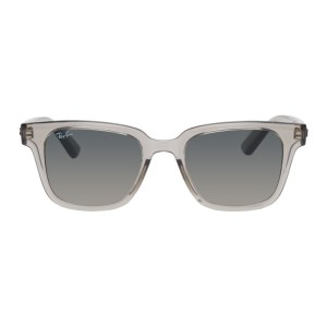 Ray-Ban Grey Square Sunglasses