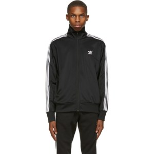 adidas Originals Black Firebird Track Jacket