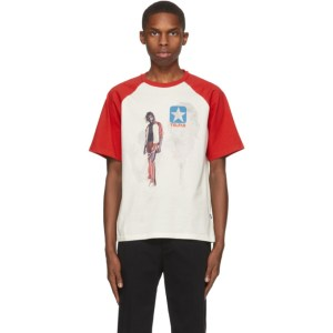 Telfar Reversible Off-White Converse Edition Johann T-Shirt