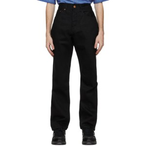 Han Kjobenhavn Black Relaxed Jeans