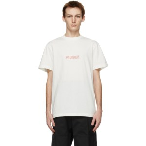 Han Kjobenhavn White Artwork T-Shirt