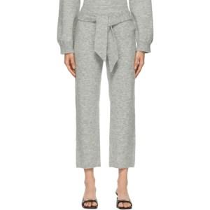 Nanushka Grey Nea Lounge Pants