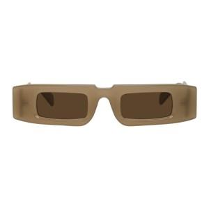 Kuboraum Taupe X5 Sunglasses