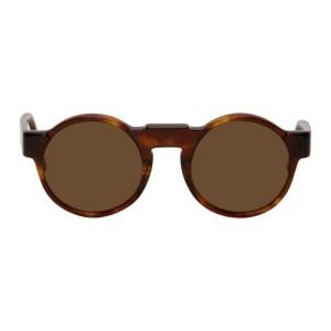Kuboraum Tortoiseshell K10 Sunglasses