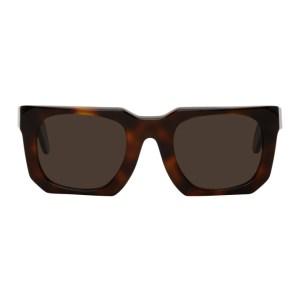 Kuboraum Tortoiseshell U3 Sunglasses