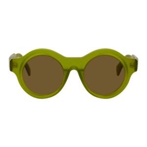 Kuboraum Green A1 Sunglasses