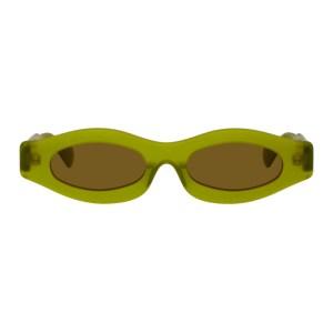 Kuboraum Green Y5 Sunglasses