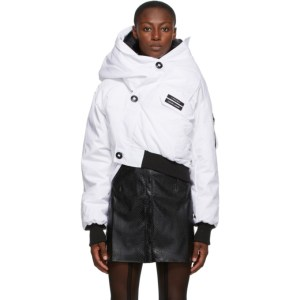 Y/Project White Canada Goose Edition Down Chilliwack Jacket