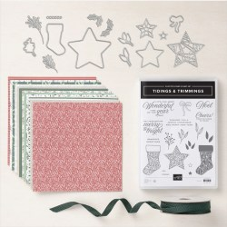 TIDINGS OF CHRISTMAS SUITE COLLECTION #155720