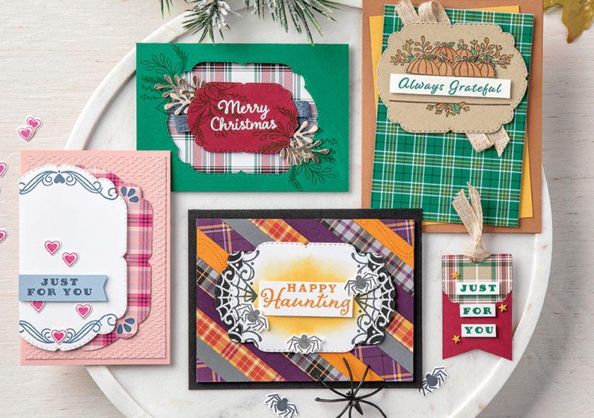 The August–December 2020 Mini Catalog Inspiration