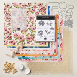January-June Mini Catalog - Fine Art Floral Suite