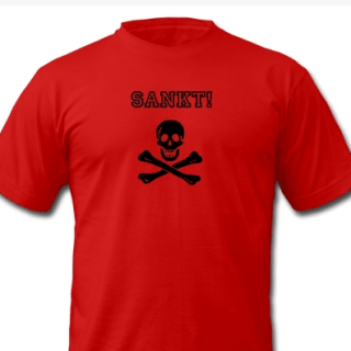 Sankt!-Shirt