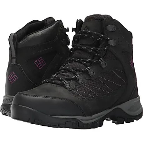 Image result for Columbia Women's Cascade Pass Waterproof Hiking Boot