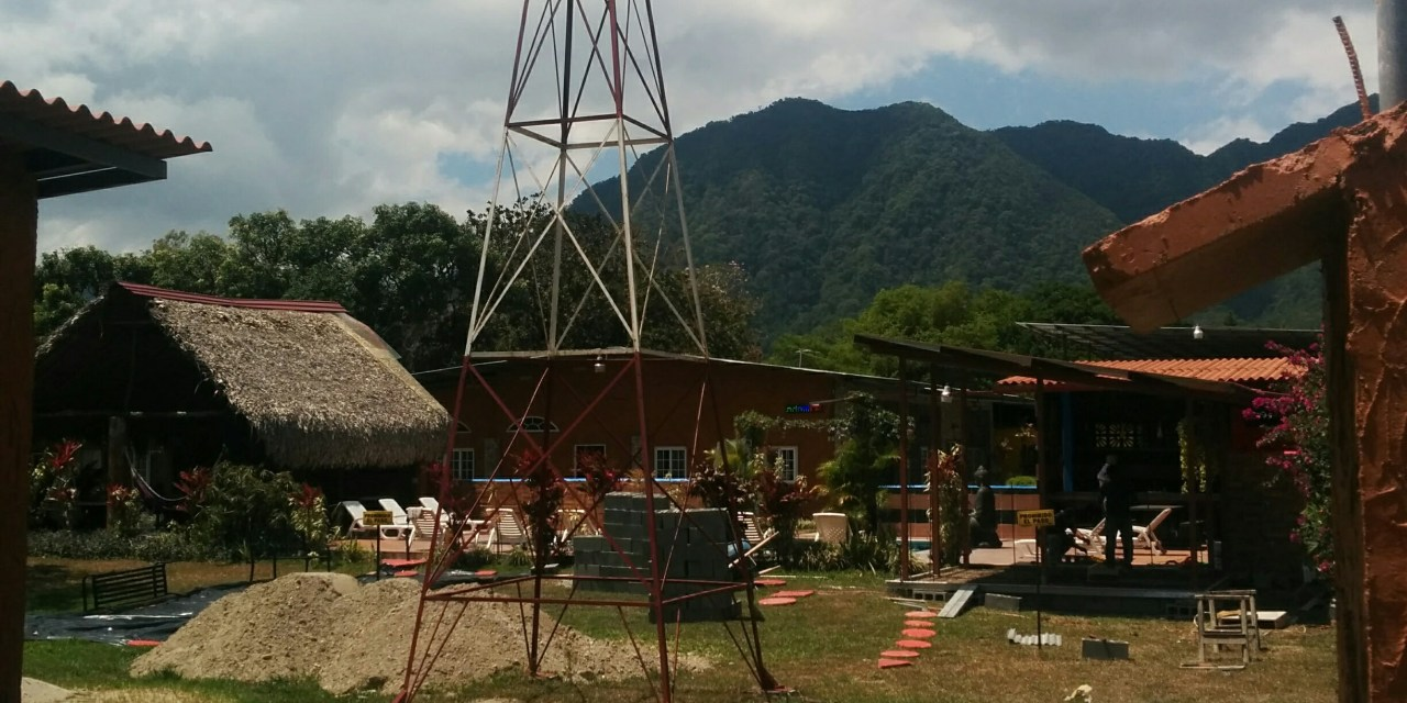 March 29: Anton Valley, Panama